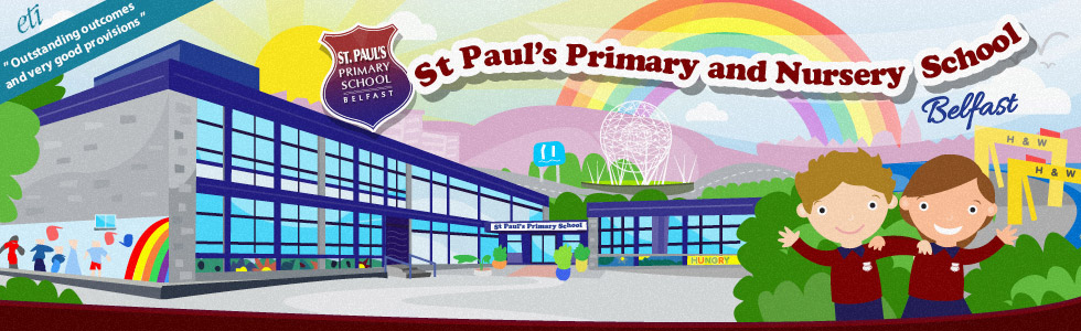 St. Paul's Primary School, Belfast