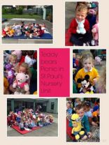 Teddy Bear's Picnic in the Nursery