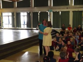 Farewell Mrs Corrigan!