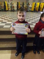 March Pupil of the Month 2016