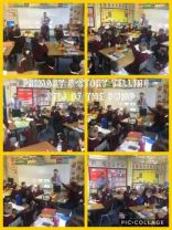 Storytelling with Mr McNamee