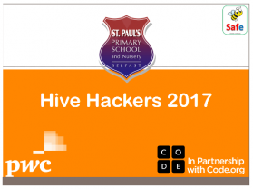 Hive Hackers in Association with PwC