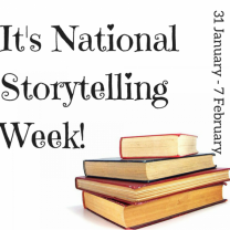 Our Parents join us to end National storytelling Week