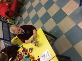 Great learning through play in P1B