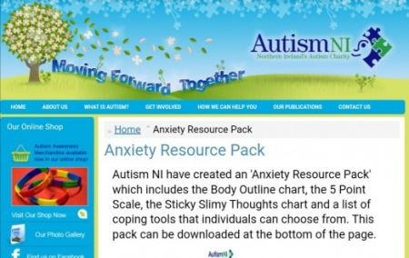 AutismNI have developed some brilliant resources to help you at home such as educational and anxiety resource packs. Remember to visit the online learning section of our school website for more great online resources.