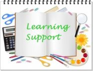 Learning Support-Mrs Reid